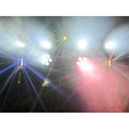 Efekt Světelný set - rampa BeamZ Party Showbar stroboskop, laser, 4 světelné efekty