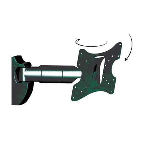Držák na LED/LCD/Plazma TV T0042A 50-200/100 VESA (černý)