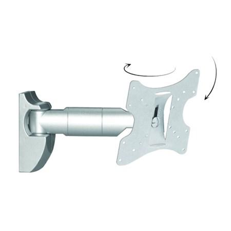 Držák na LED/LCD/Plazma TV T0042S 50-200/100 VESA (stříbrný)