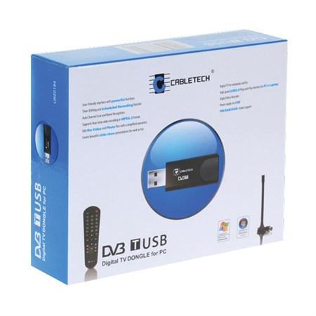 DVB-T USB PC/TV Tuner Cabletech C184