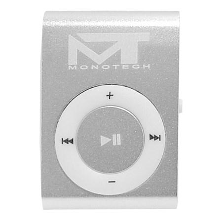Přehrávač MP3 MonoTech stříbrná