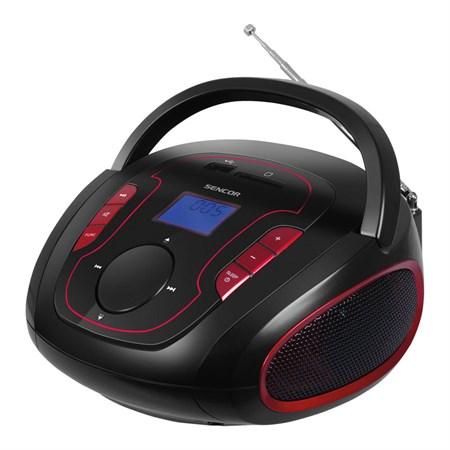 Rádio s USB/MP3 SENCOR SRD 230 BRD