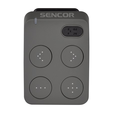 Přehrávač MP3 SENCOR SFP 1460 DG dark grey