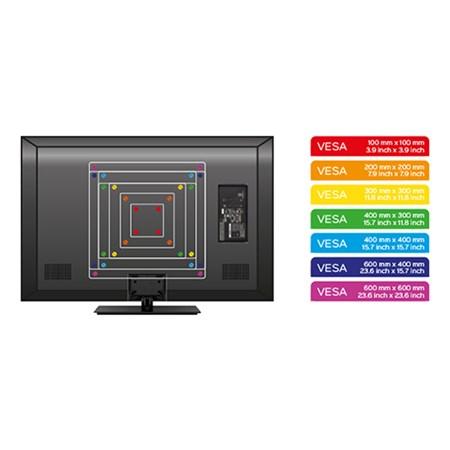 Držák TV fixní 37-70'' LTC LXLCD72