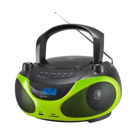 Radiopřijímač s CD SENCOR SPT 228 BG