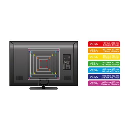 Držák TV naklápěcí 37-70'' LTC LXLCD75