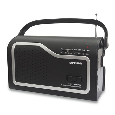 Radiopřijímač ORAVA T-125