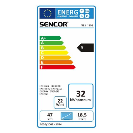 Televizor LED SENCOR SLE 1958 HD READY
