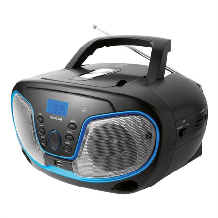 Rádio s CD/USB/MP3 SENCOR SPT 231