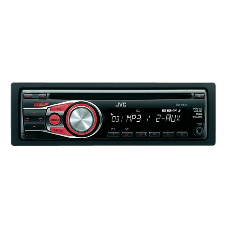 Autorádio JVC S CD/MP3 KD R331