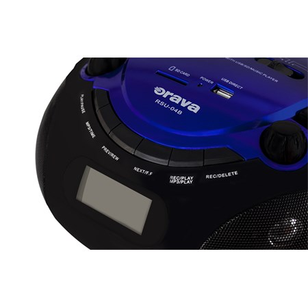 Rádio ORAVA RSU-04 B