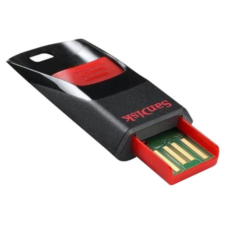 Flash disk SANDISK CRUZER EDGE 16GB SDCZ51-016G-B35