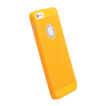 Krusell FROSTCOVER Samsung Galaxy S4, oranžová (89841)