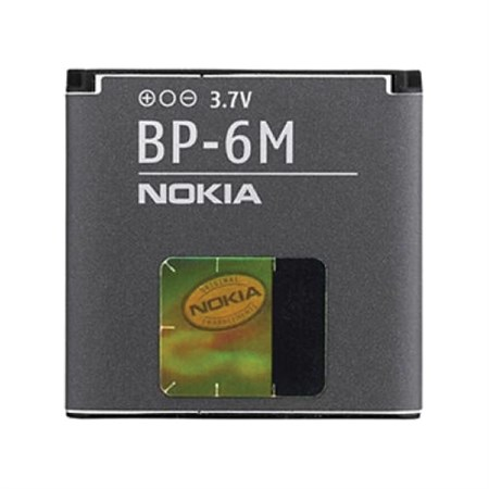 Baterie Nokia BP-6M, 1100mAh Li-Pol (Bulk)