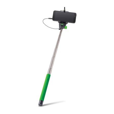 Selfie tyč se spouští FOREVER MP-400 zelená
