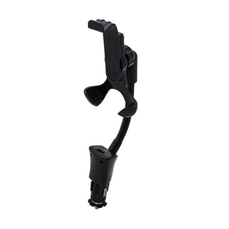 Držák do auta BLOW US-13 univerzální + USB nabíječka 1.5A