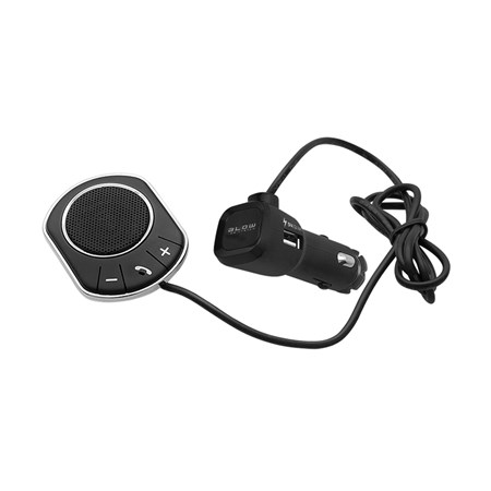 HandsFree do auta BLUETOOTH BLOW + USB nabíječka 2.1A