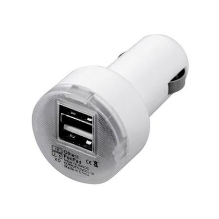 Nabíječka telefonu 12V 2,1A (iPhone 4/5/6, micro USB, Nokia)