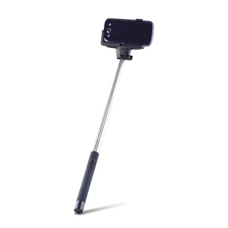 Selfie tyč se spouští BLUETOOTH FOREVER MP-100 černá