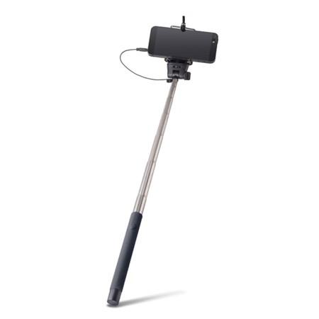 Selfie tyč se spouští FOREVER MP-400 černá
