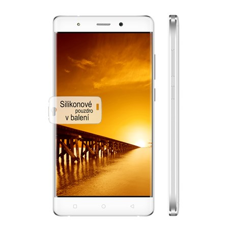 Telefon iGET BLACKVIEW A8 bílý