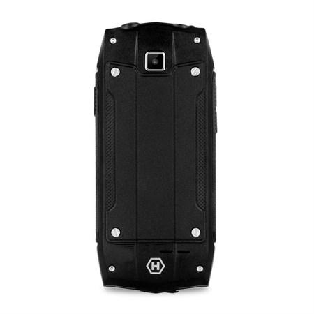 Telefon MYPHONE HAMMER 3 černý + hodinky FOREVER DW-100