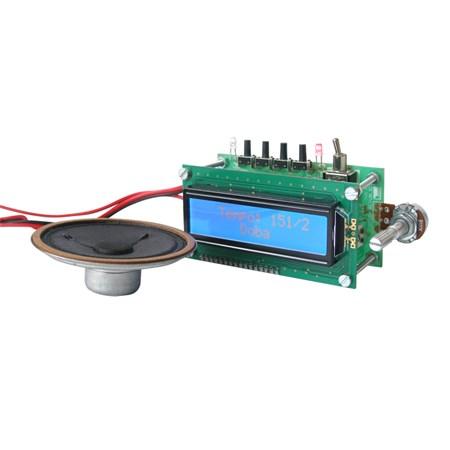 Stavebnice TIPA PT031 Digitální metronom s LCD displejem