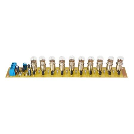 Stavebnice TIPA PT013 Žárovkový indikátor vybuzení - RETRO EDICE