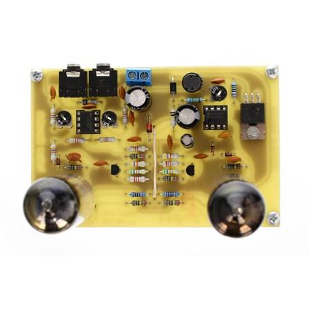 Stavebnice TIPA PT044 Indikátor vybuzení s magickými oky - RETRO EDICE
