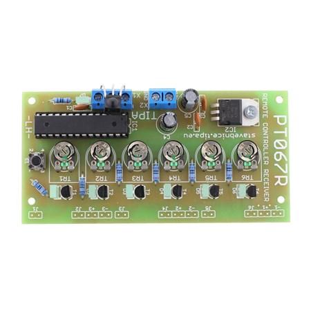 Stavebnice TIPA PT067R Infračervené dálkové ovládání (přijímač)
