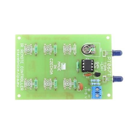 Stavebnice TIPA PT067T Infračervené dálkové ovládání (vysílač)