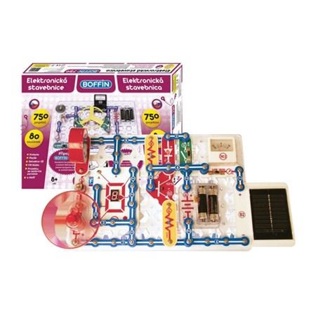 Stavebnice elektronická BOFFIN I 750
