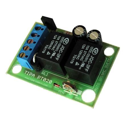 Modul TIPA PT020 +12V Automatické rozsvěcování světel automobilu