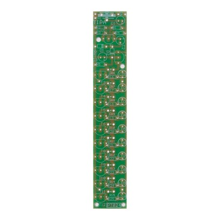 Plošný spoj TIPA PT024M Mono indikátor vybuzení