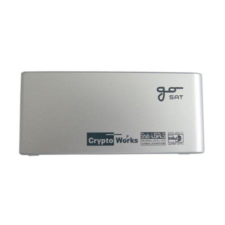 Dvířka GoSat GS-2020 (stříbrné)