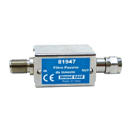 Anténní propust UHF Emme Esse 81947 F-F