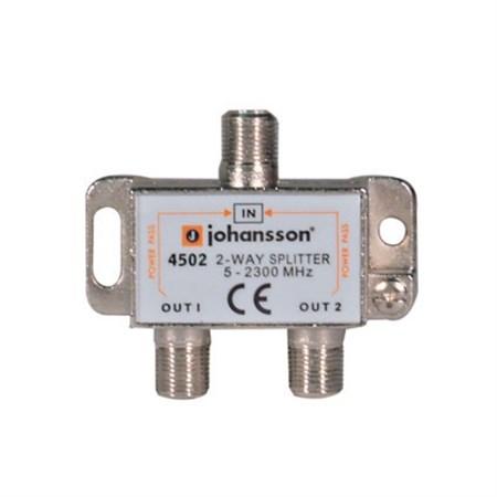 Anténní rozbočovač 2-výstupy 4502 - Johansson