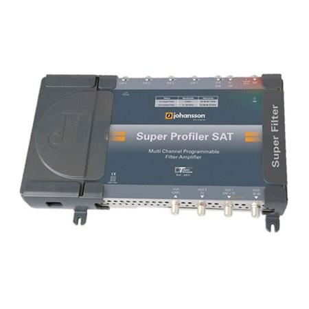 Anténní Super Profiler 8 klastrů + 2 super filtry 6630 Johansson
