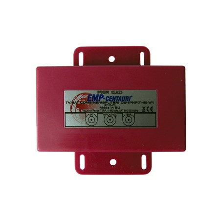 Satelitní slučovač SAT/TV P.105-W venkovní EMP