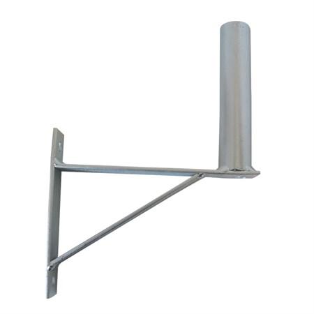 Anténní držák 20 na zeď průměr 32mm výška 15cm