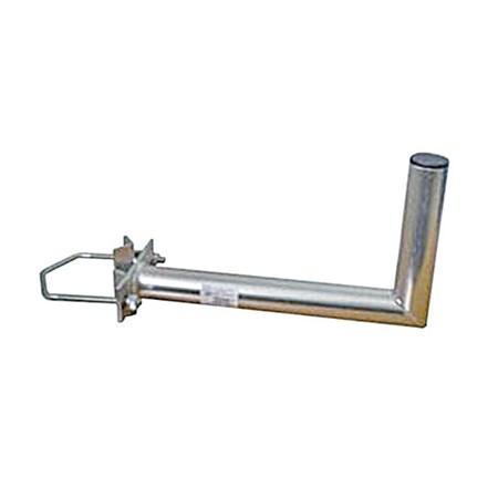 Anténní držák 35 na stožár s vinklem průměr 42mm