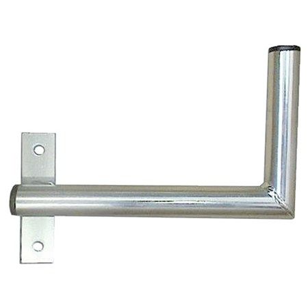 Konzola k oknu 25 levá průměr 28mm výška 12cm žár.