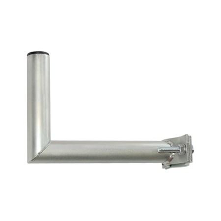 Anténní držák 35 na stožár s vlnkou průměr 42mm výška 16cm žár.