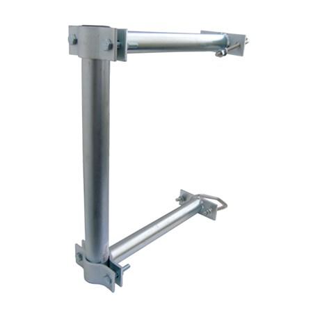 Anténní držák 35 na stožár s dvojitým uchycením průměr 48mm