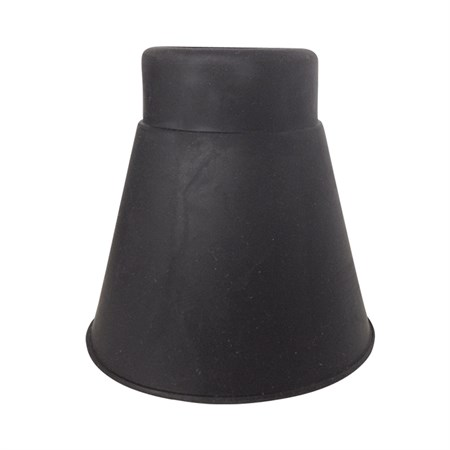 Stožárová manžeta - černá neoprénová 40-48mm
