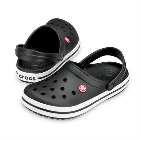 Boty Crocs Crocband - Black M9/W11 (42-43)