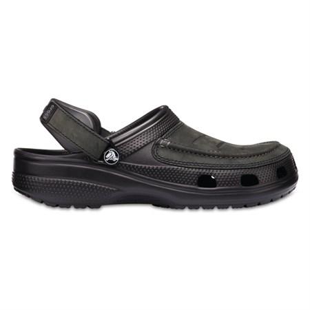 Boty Crocs Yukon Vista Clog - Black/Black M10 (43-44)