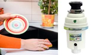 Drtič odpadu: Bezedná popelnice pro vaši kuchyň