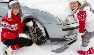 Vyzrajte nad rozmary počasí důkladnou přípravou vašeho vozidla