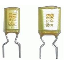 Kondenzátor svitkový  47N/50V  AMZV  rm5   C  DOPRODEJ